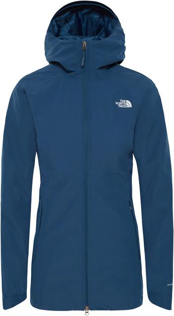 The North Face Hikesteller Parka Shell Jacket Damen blue wing teal